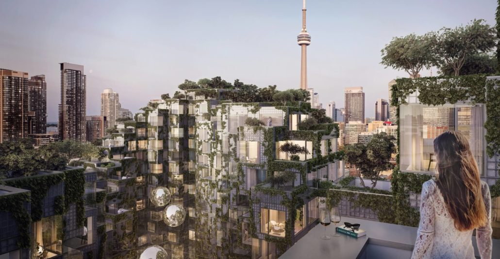 KING Toronto Condos Rendering