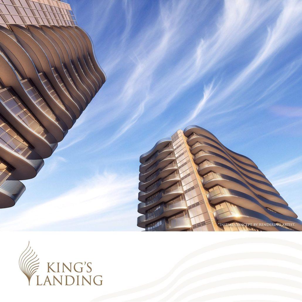 King's Landing Condos Rendering