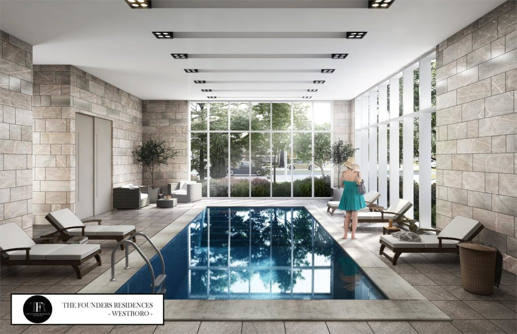 The Founders Residences - Westboro Pool