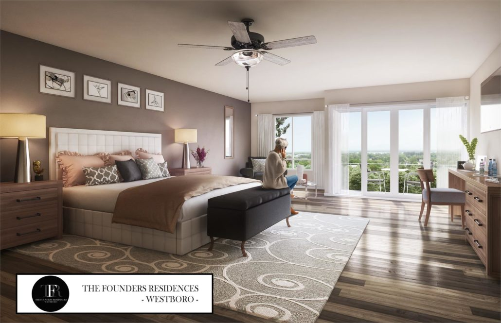 The Founders Residences - Westboro Suite