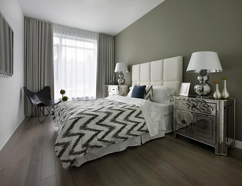 Alto & Parkside at Atria Bedroom