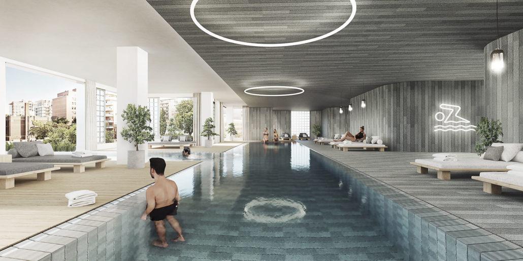 KING Toronto Pool
