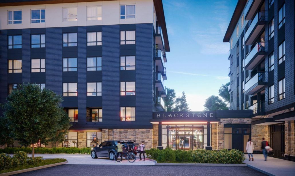 Ro at Blackstone Condominiums Exterior Rendering