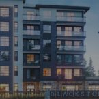 Blackstone Condominiums Exterior Rendering