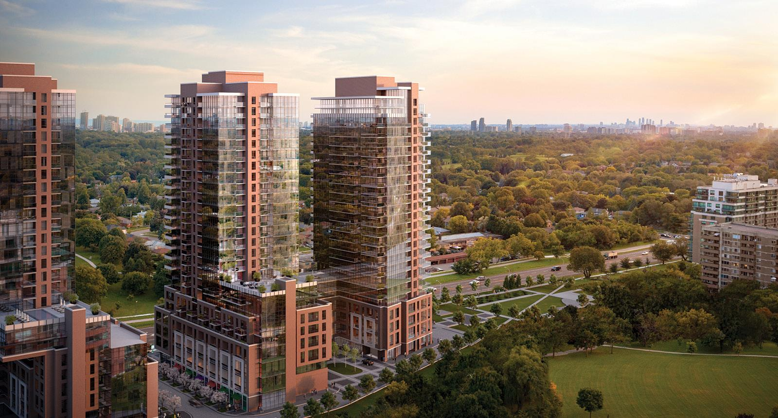Notting Hill Condos Rendering