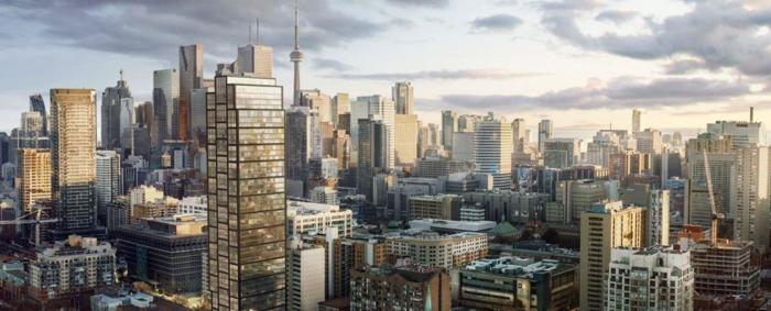 Prime Condos overlooking Toronto