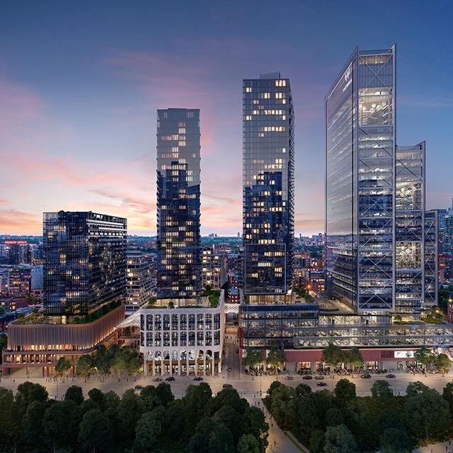 The Well Condos Rendering