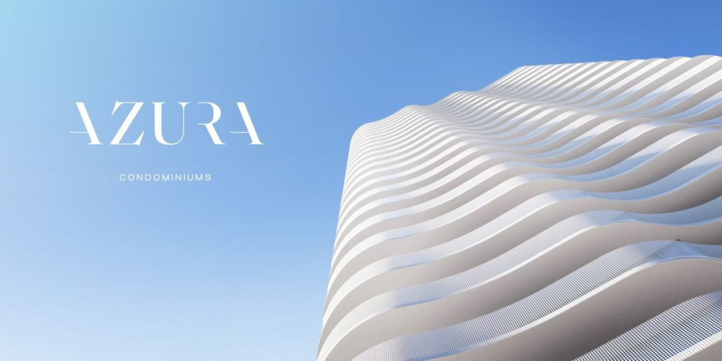 Azura Condos Rendering