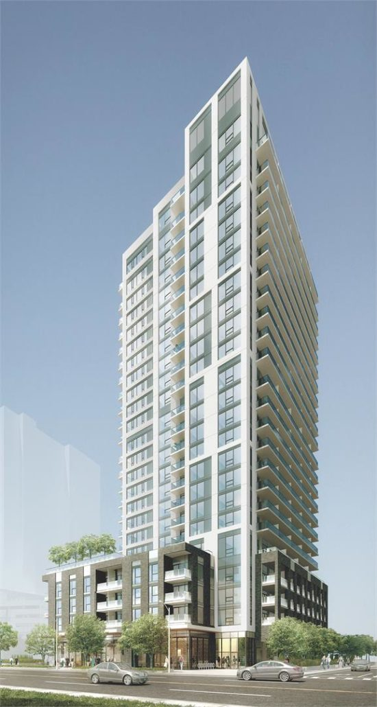 The Kip District Phase 2 Condos Rendering