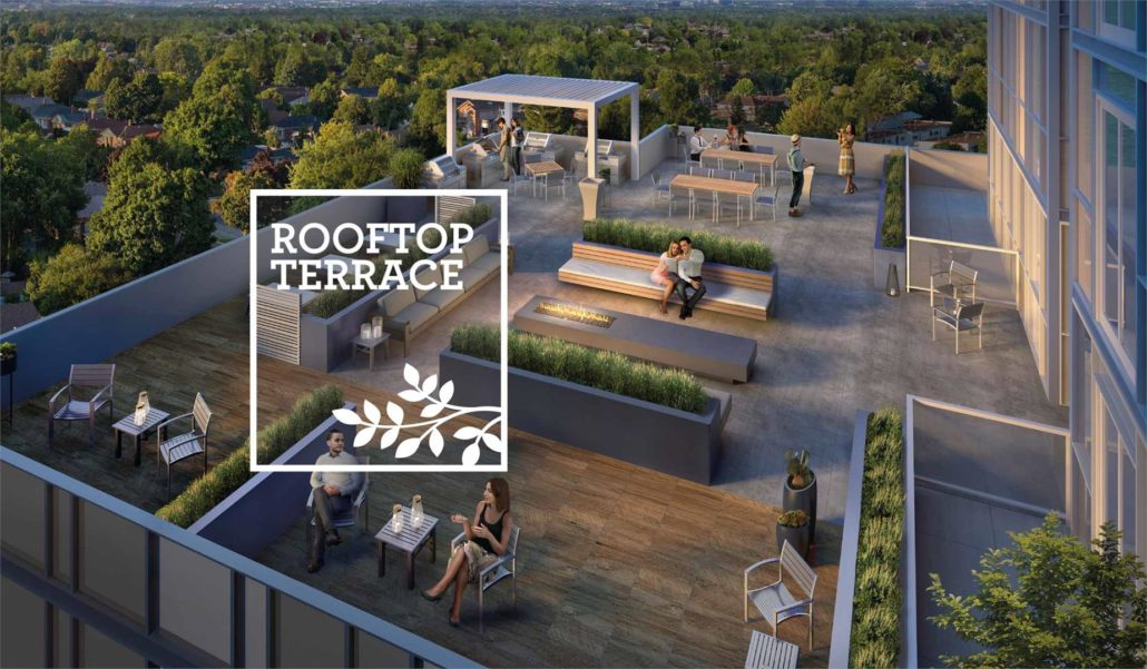 Chelsea on the Green Rooftop Terrace