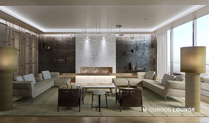 M Condos Lounge