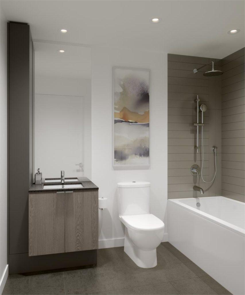 M3 Condos Bathroom