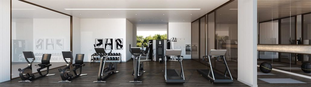 NEXT - Elgin East Phase 2 Condos Fitness Centre