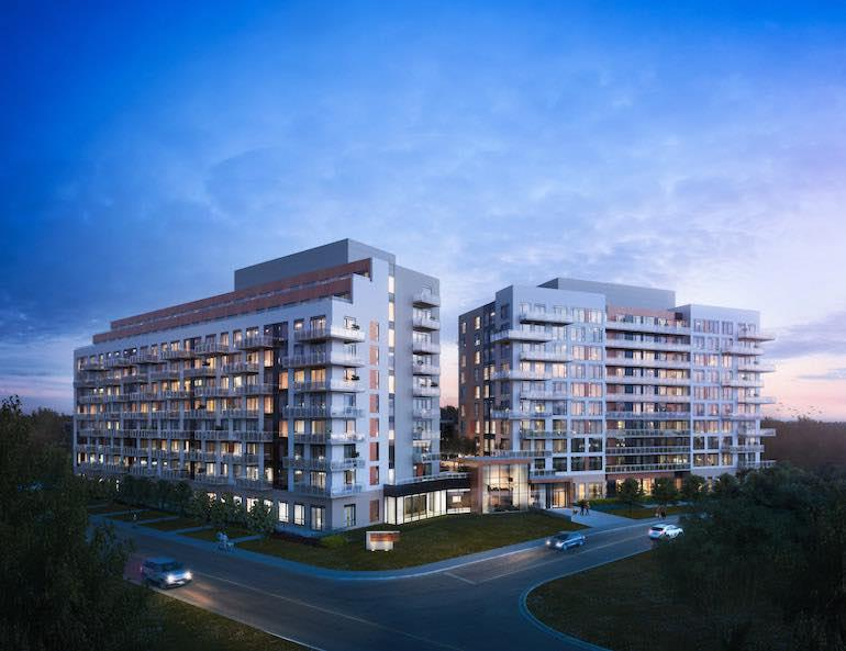 NEXT - Elgin East Phase 2 Condos Rendering