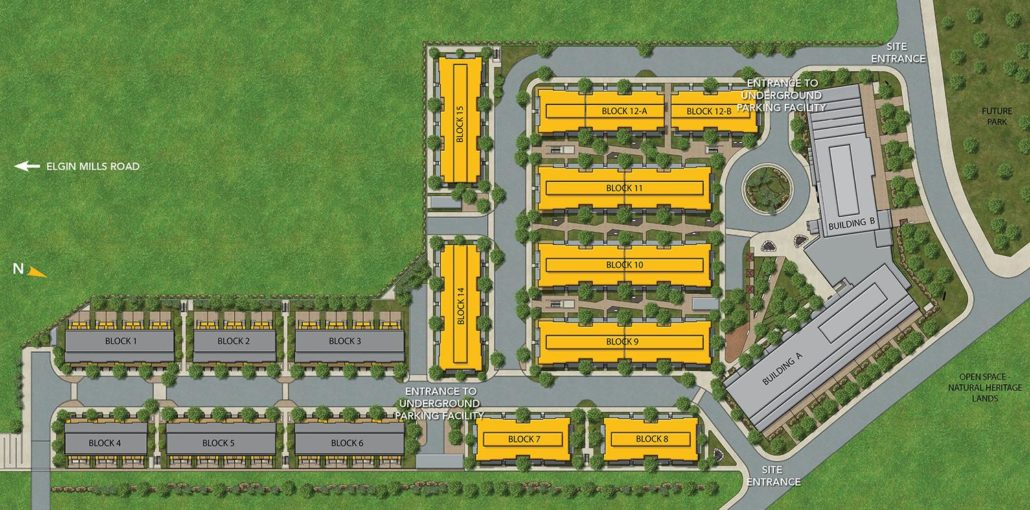 NEXT - Elgin East Phase 2 Condos Site Plan
