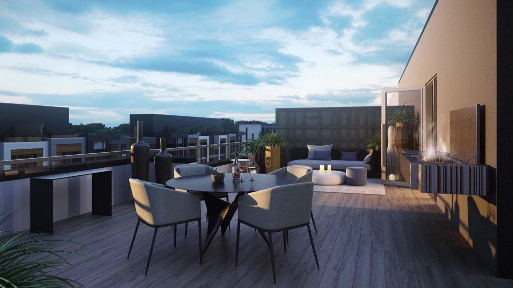 NEXT - Elgin East Phase 2 Condos Terrace
