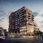 St. Clair Village Condos Rendering