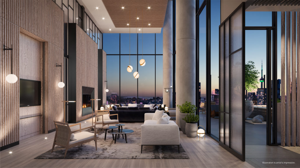 Image result for 55 charles condos