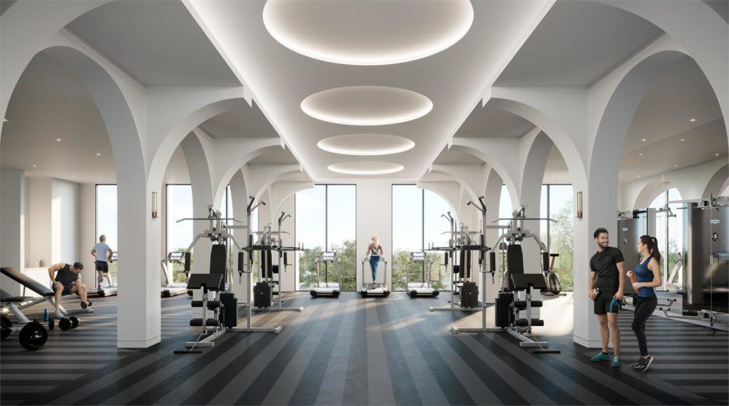 8 Cedarland Gym