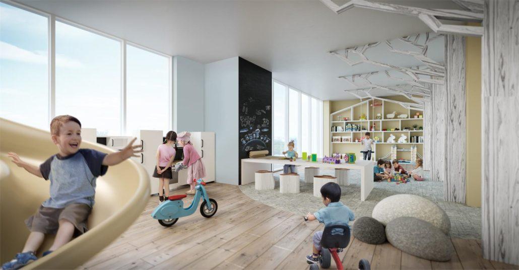8 Cedarland Kids Room