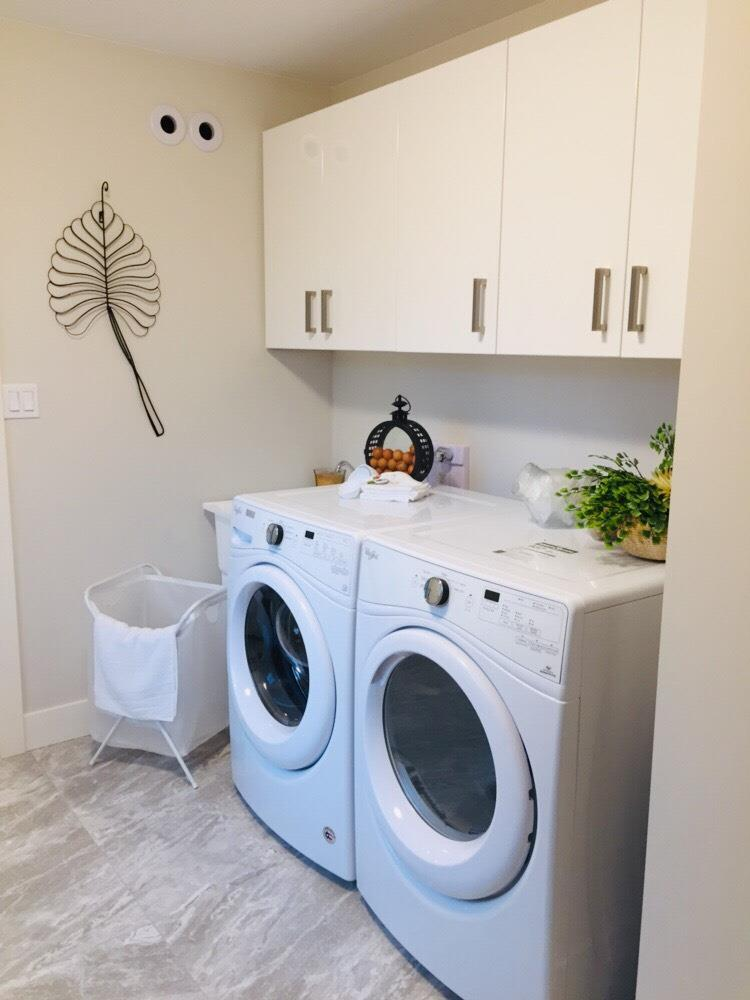 Clair Meadows Laundry Room