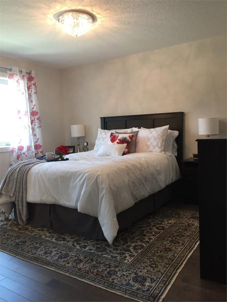 Clair Meadows Master Bedroom