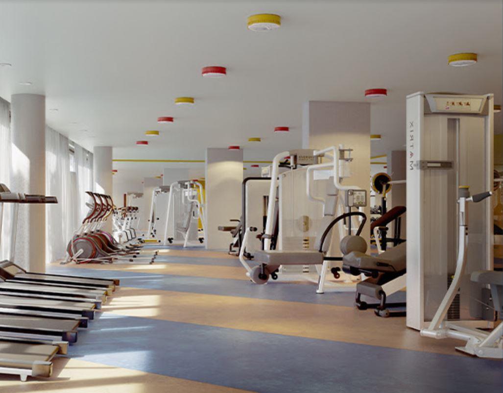 Margo Condos Fitness Centre