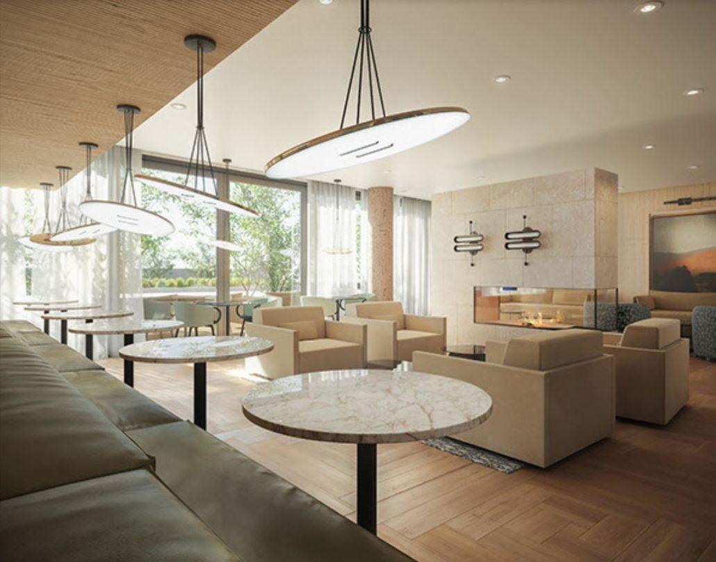 Margo Condos Lounge