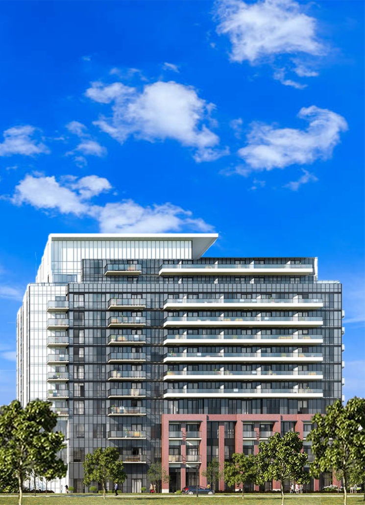 mobilio condos south tower rendering