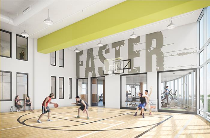 Parc Towns at Daniels Erin Mills Fitness Zone
