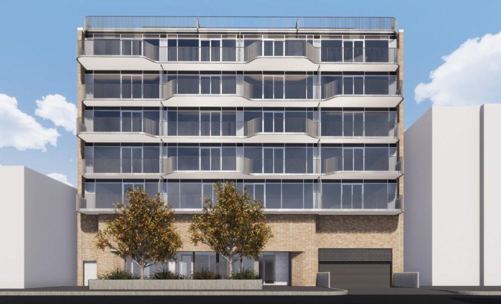 The Lookout Condominiums Rendering
