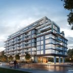 250 Lawrence Avenue West Rendering