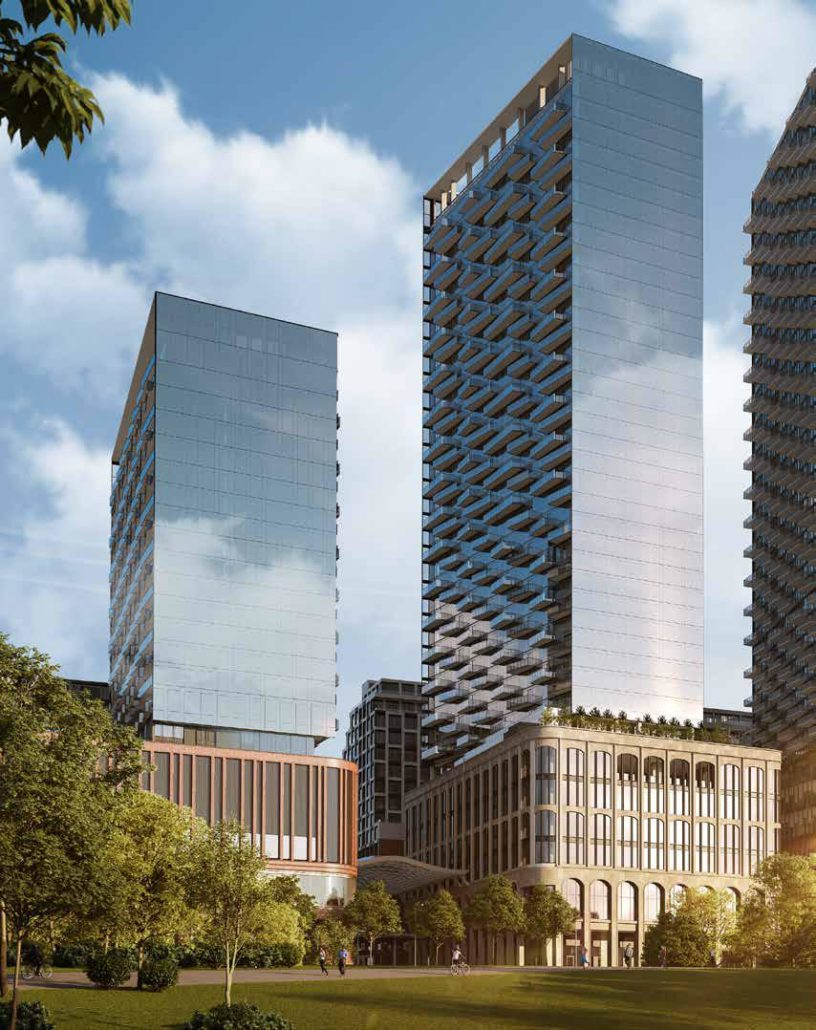 Tridel at The Well Condos Rendering