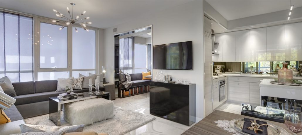 609 Avenue Road Condos Interior