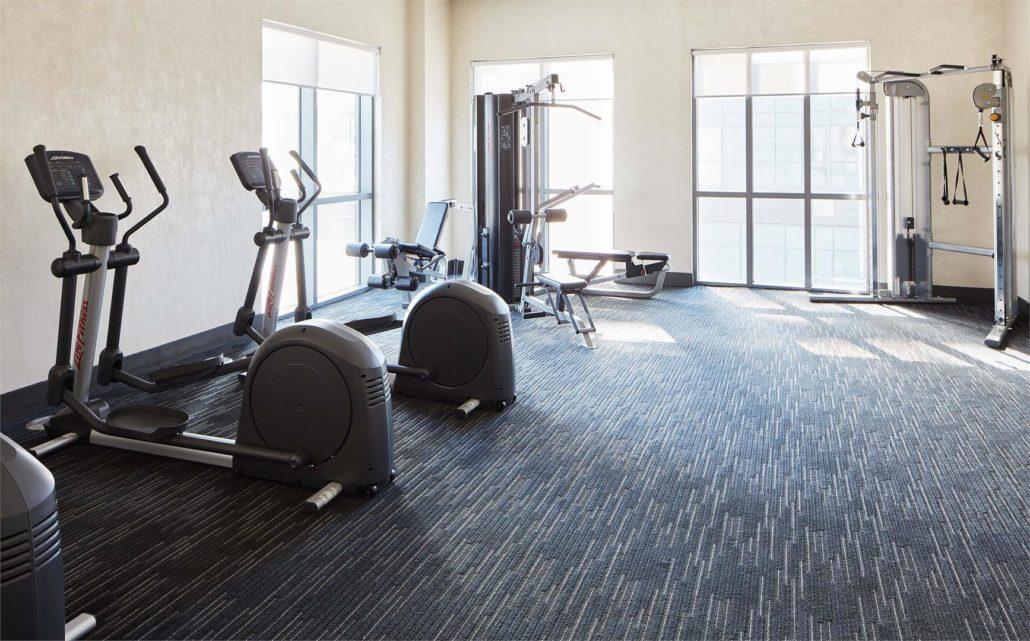 Amber Condos Gym
