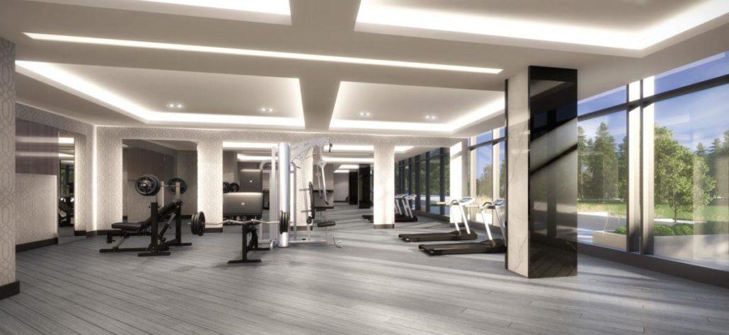 GO.2 Condos Fitness Centre