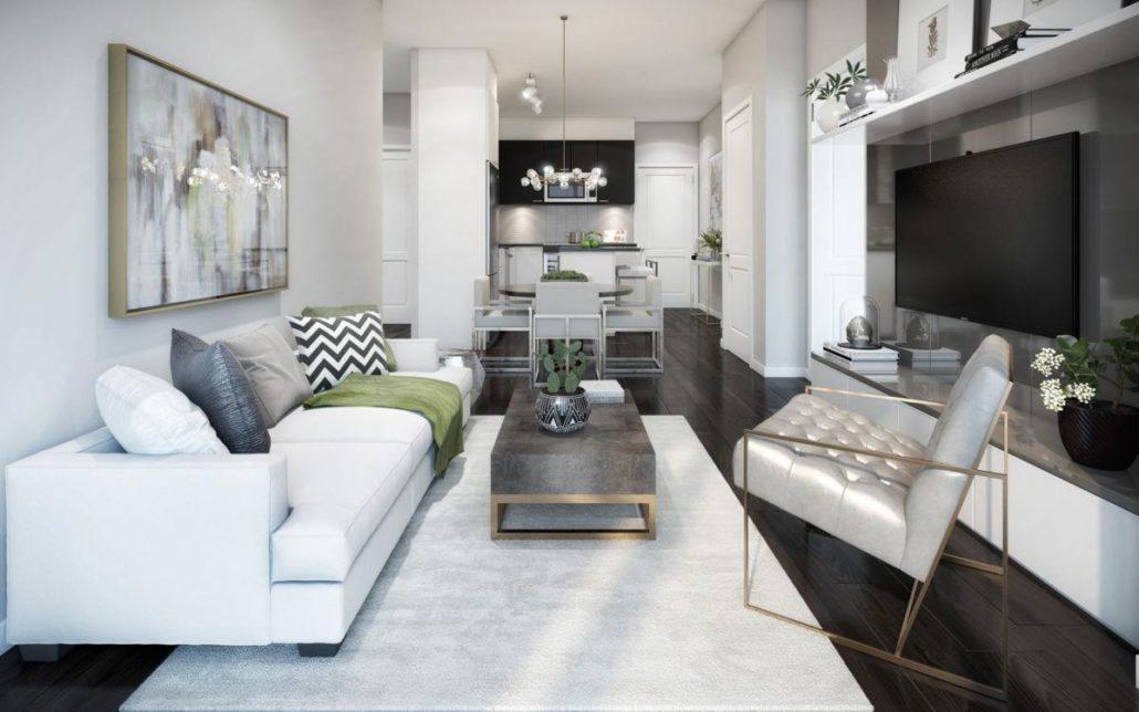 GO.2 Condos Living Room