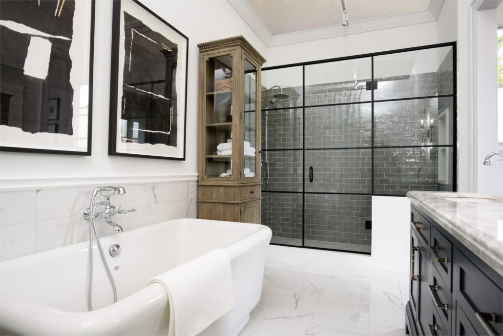 King George School Lofts & Town Homes Bathroom