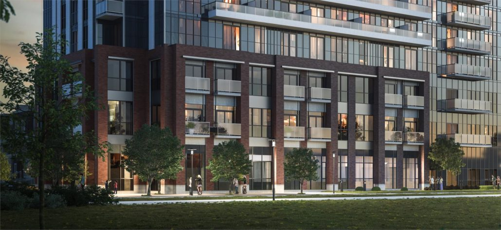 Mobilio Condos South Tower Lower Tower
