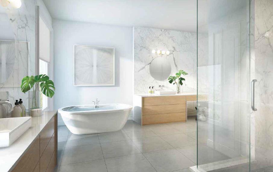 Riverside Residences Bathroom