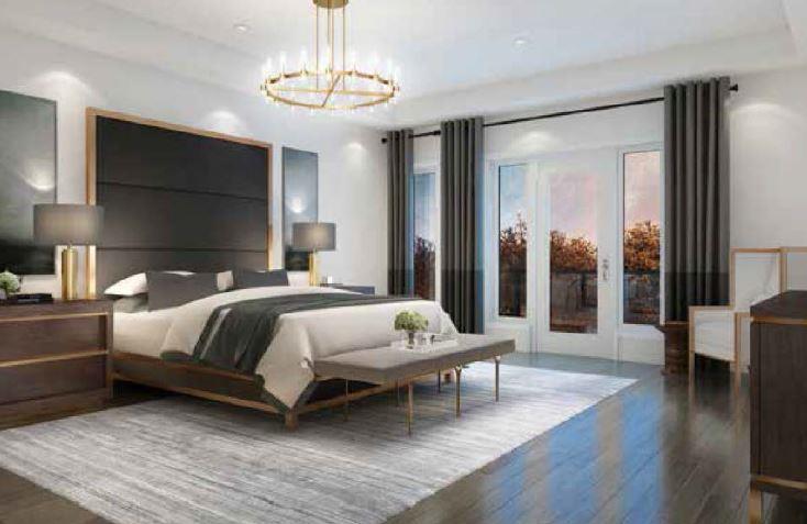 Riverside Residences Bedroom
