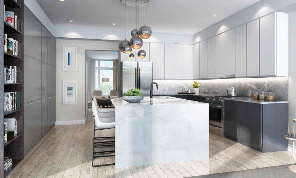 Riverside Residences Kitchen