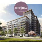 The King's Mill Condos Rendering