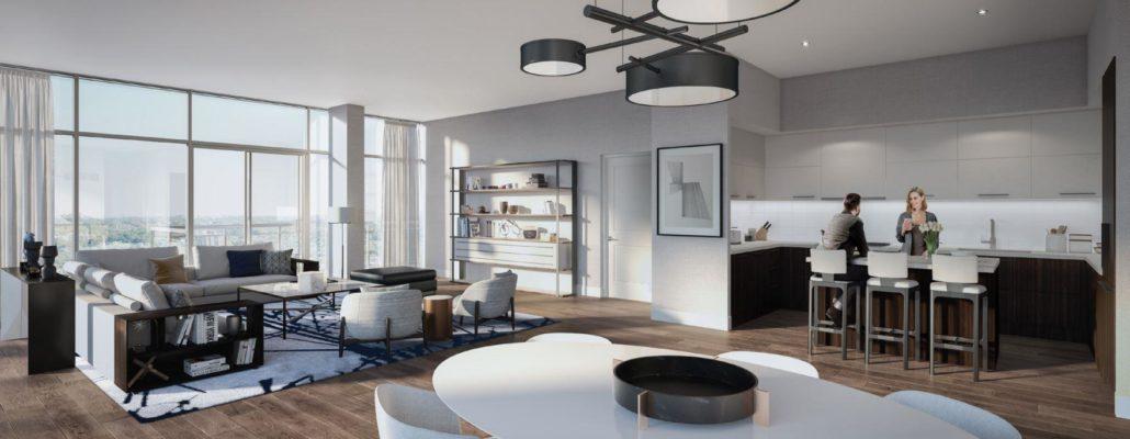 Upper East Village Condos Suite Interior