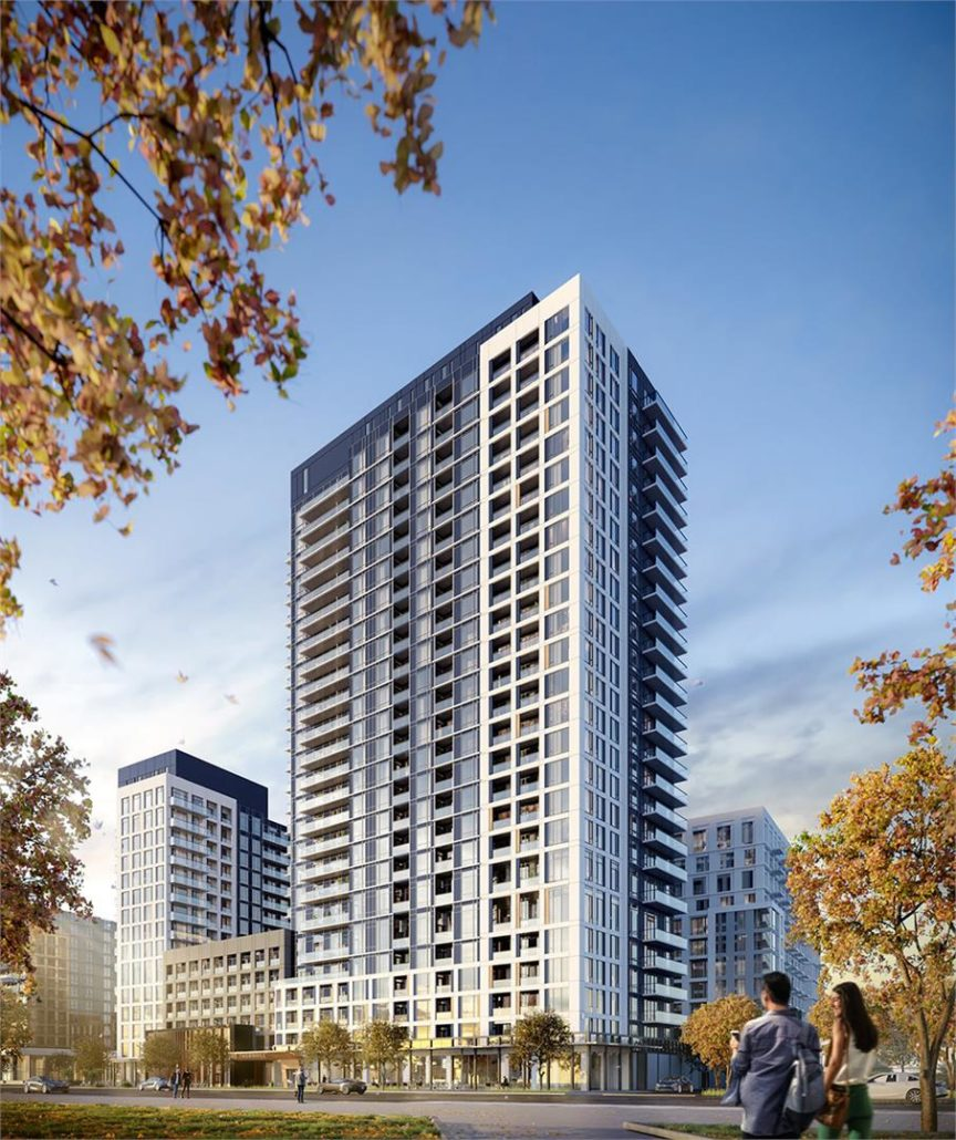 The Thornhill Rendering