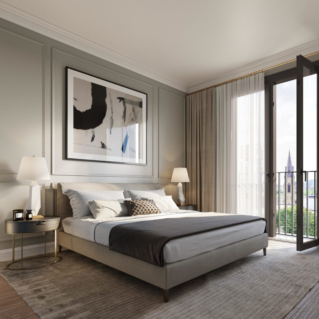 123 Portland Bedroom