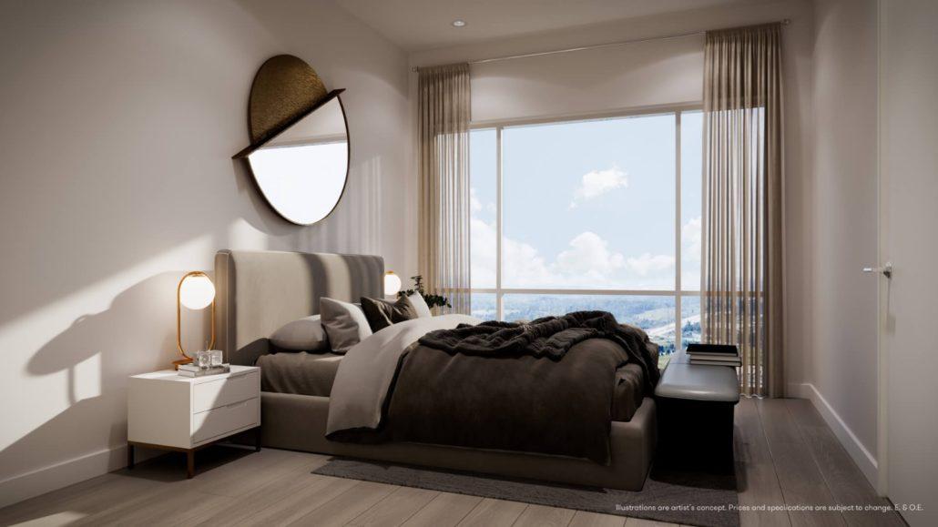 Connectt Urban Community Condos Bedroom