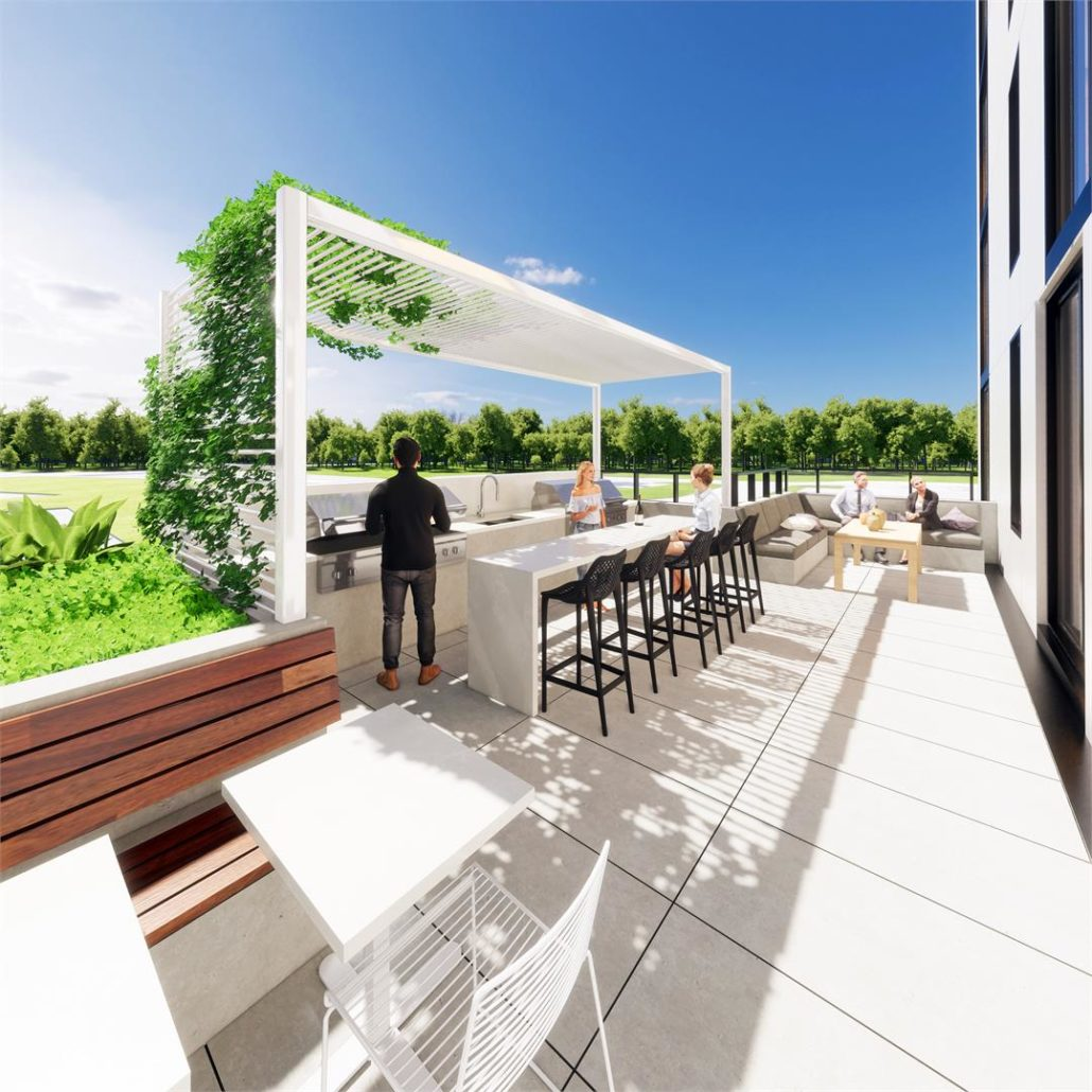 Grand Bell Condos Rendering