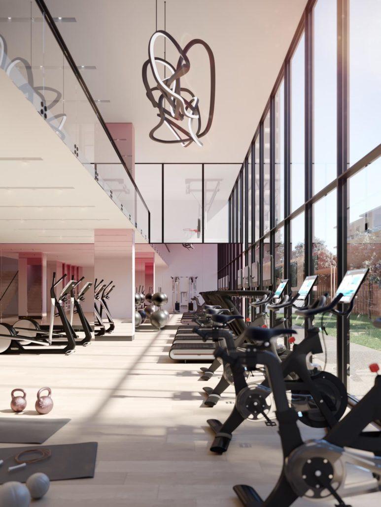 Untitled Toronto Condos Gym