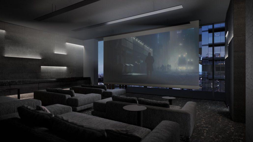 Untitled Toronto Condos Movie Theatre